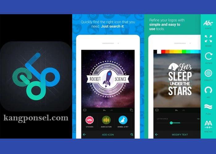 Aplikasi Pembuat Logo Android