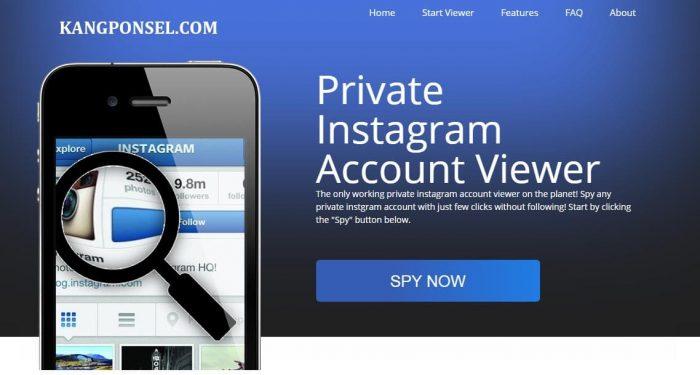 Cara Melihat Akun Instagram Orang Lain yang Private