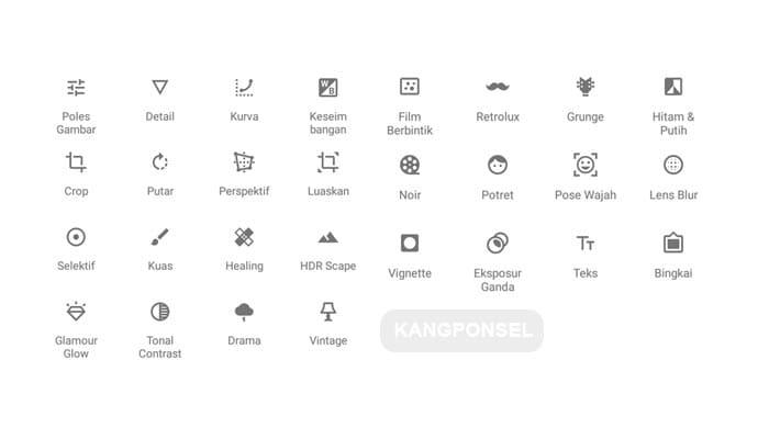 Snapseed Aplikasi Edit Foto Android Terbaik