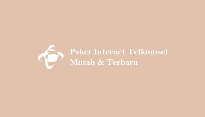 Paket Internet Telkomsel Murah [Promo & Unlimited]