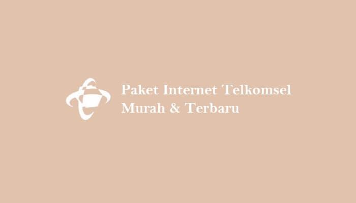 Paket Internet Telkomsel Murah [Promo & Unlimited]
