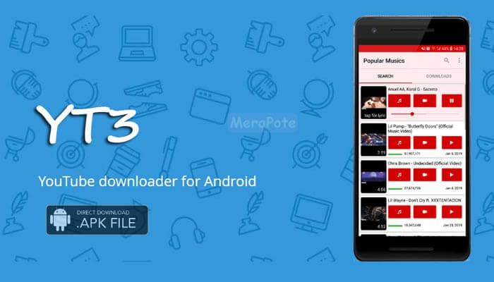 aplikasi YT3 Youtube Downloader
