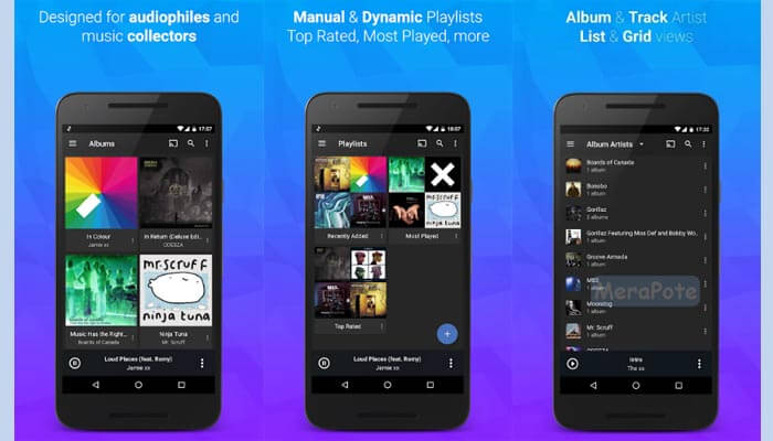 doubleTwist Music & Podcast Player with Sync