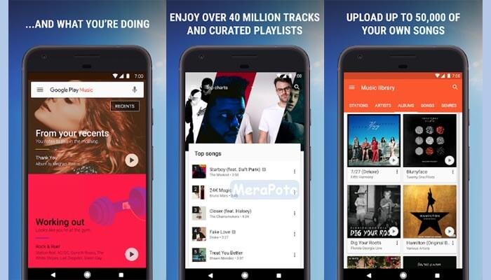 aplikasi pemutar musik terbaik