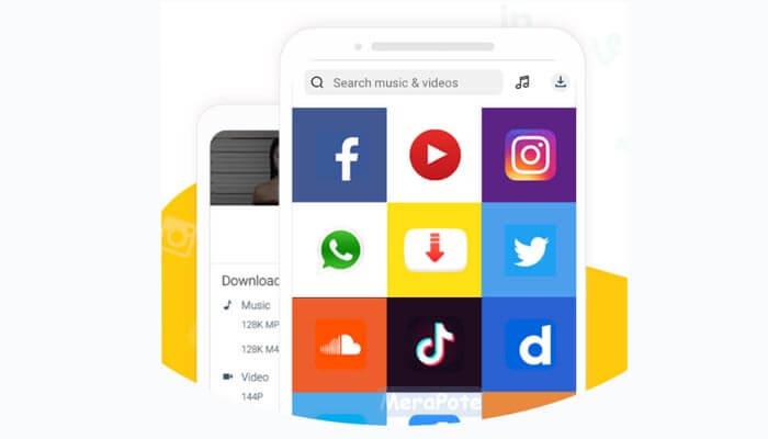 aplikasi snaptube pengunduh video dan musik gratis