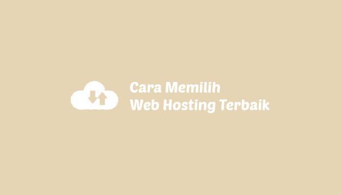 layanan web hosting terbaik