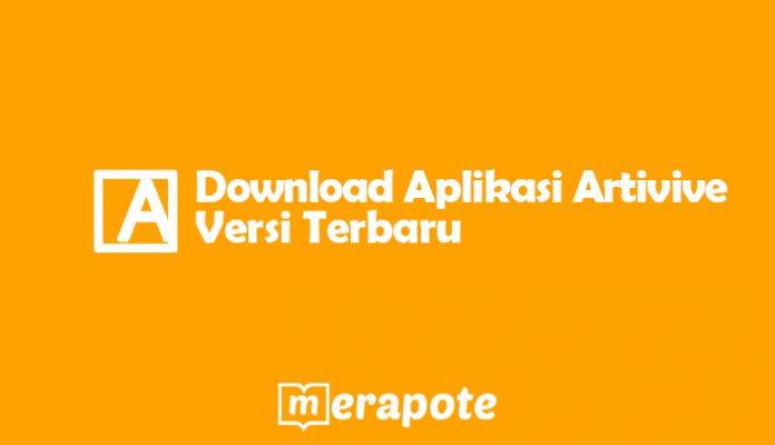 download aplikasi artivive versi terbaru