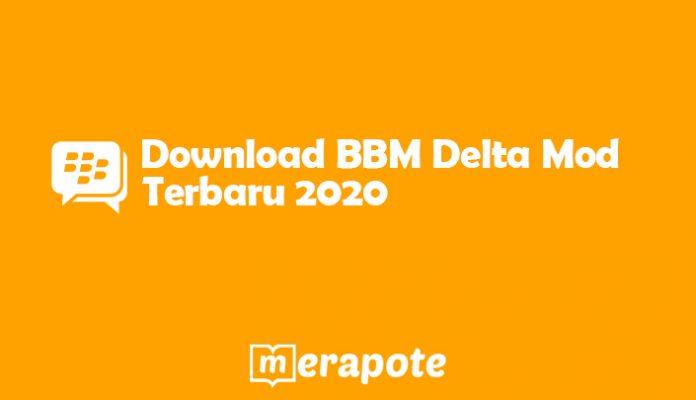 download bbm delta mod apk terbaru