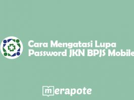 Cara Mengatasi Lupa Password JKN BPJS Mobile