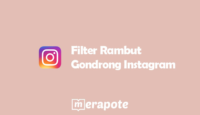 Filter Rambut Gondrong Instagram