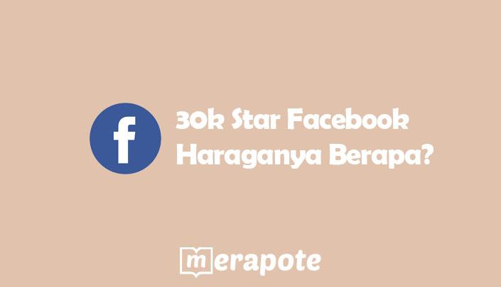 30k Star Facebook