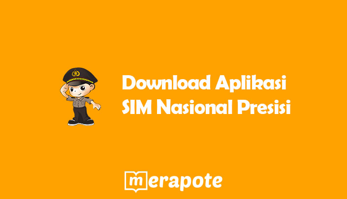 Aplikasi SIM Nasional Presisi