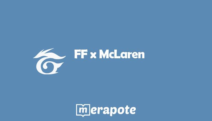 FF x McLaren