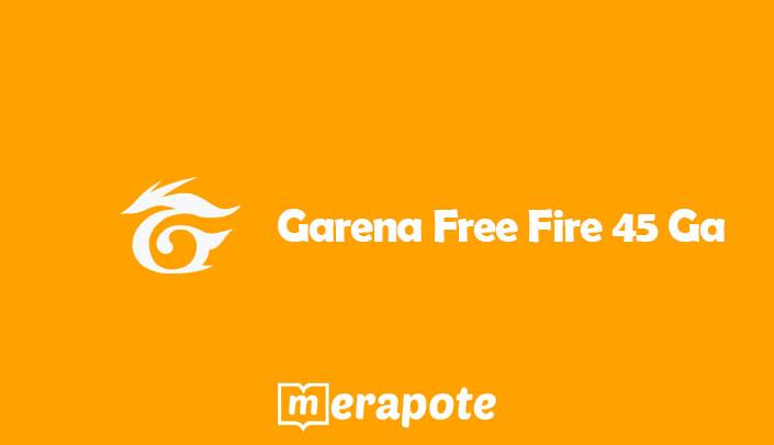 Garena Free Fire 45