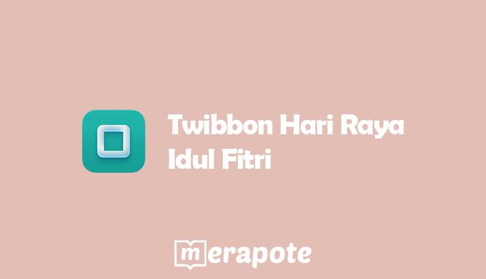 Twibbon Hari Raya Idul Fitri